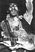Hendrix painting