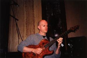 Scott in The Studio